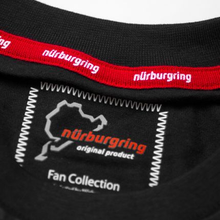 "Fan T-Shirt ""Nordschleife"" : Black/Details:3"