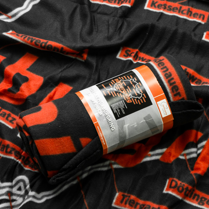 Nurburgring fleece cover/Details:1