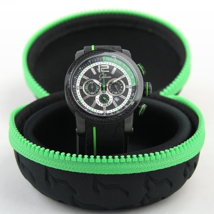 Nurburgring Sports Chronograph : green/Details:1