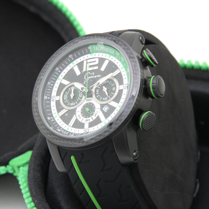 Nurburgring Sports Chronograph : green/Details:3